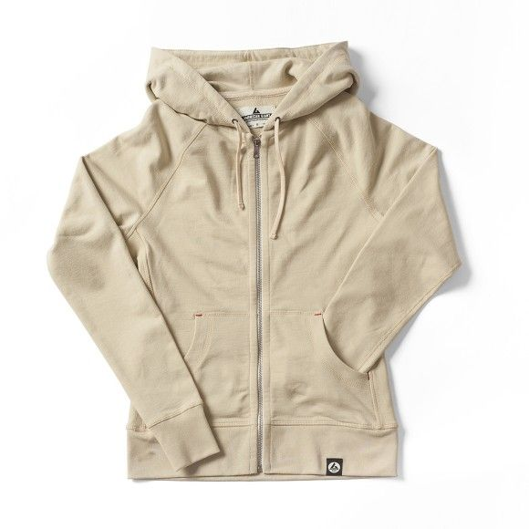American Giant sweatshirt.  There's an NPR columnist that claims this product improved his life as much as the Iphone