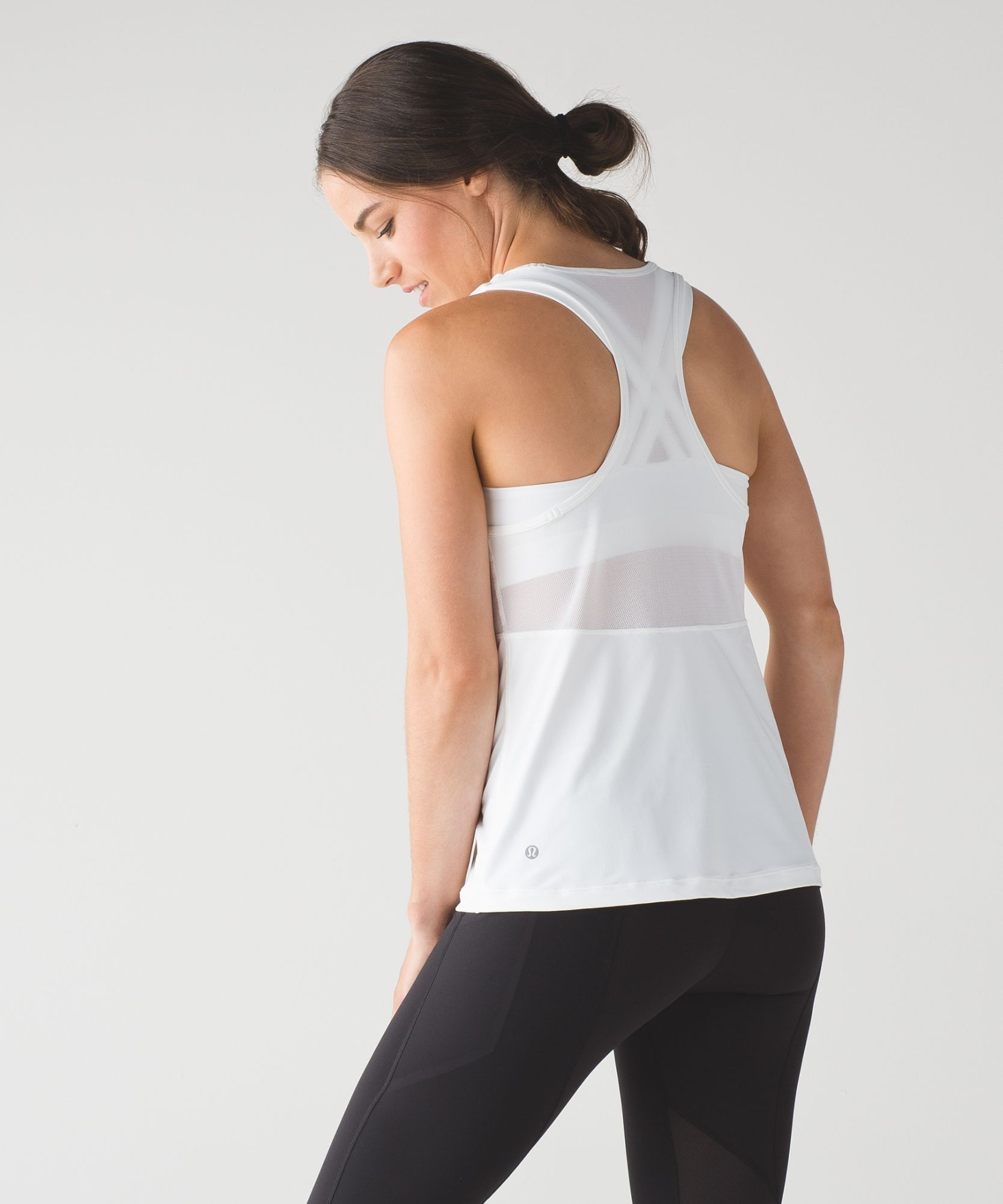 All ventilation all the time—this lightweight tank with built-in bra was designed for your sweatiest workouts.