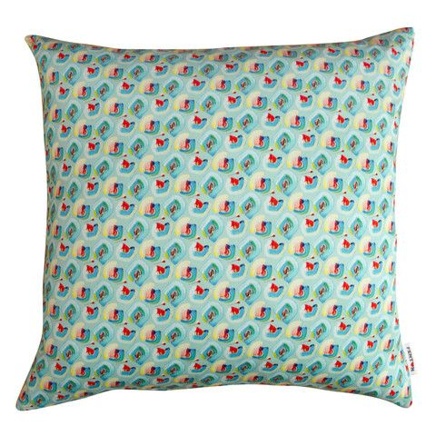 Floral Cushion Jade - 3 Sizes