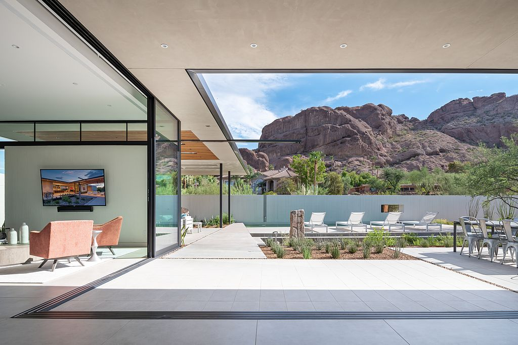 Gallery Of Open Corner Sliding Glass Doors Towards A Light Wide Architecture 25 In 2020 Exterior Doors With Glass Architecture Sliding Glass Door