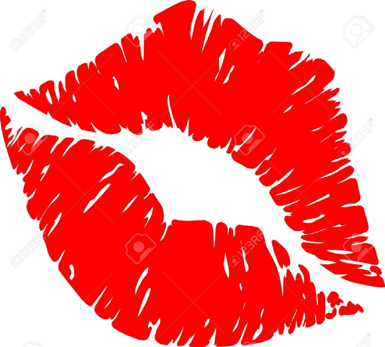 Red Lips Kiss Clipart Clipartfest Free Clip Art Clip Art