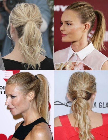 Xxl Rapunzel Ponytails Are The Latest Celebrity Hair Obsession Celebrity Hairstyles Sleek Hairstyles Latest Hair Trends