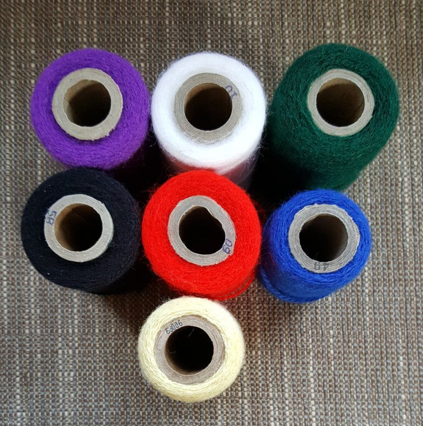 ALL DIFFERENT NEW PURR-FECT PUNCH YARN CHOOSE ANY SET OF 10 COLORS