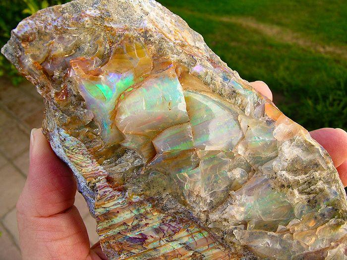 Brazilian Opal