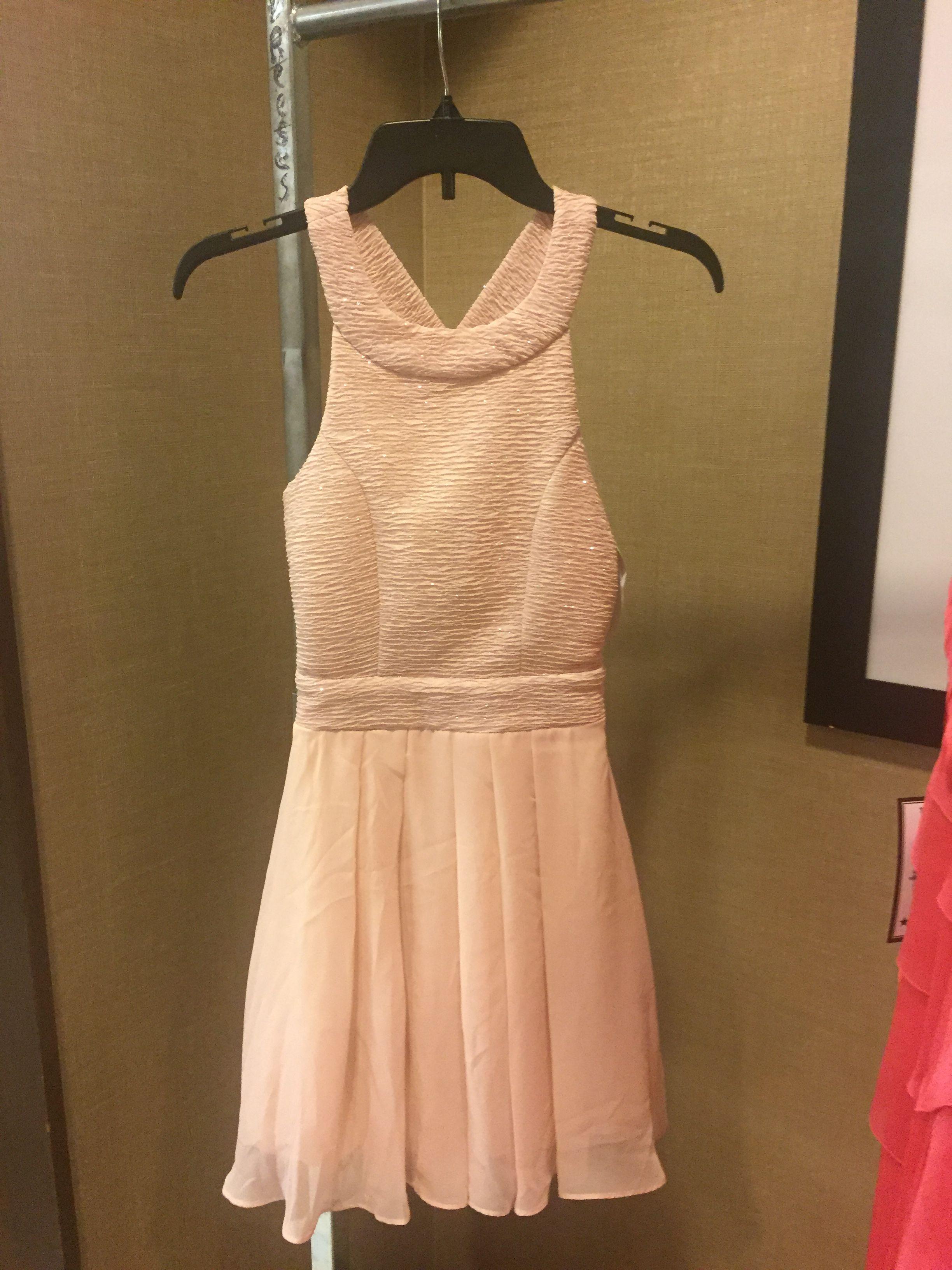 Light Pink Dress Macy S Dresses Gowns Dresses Pink Dress Gowns