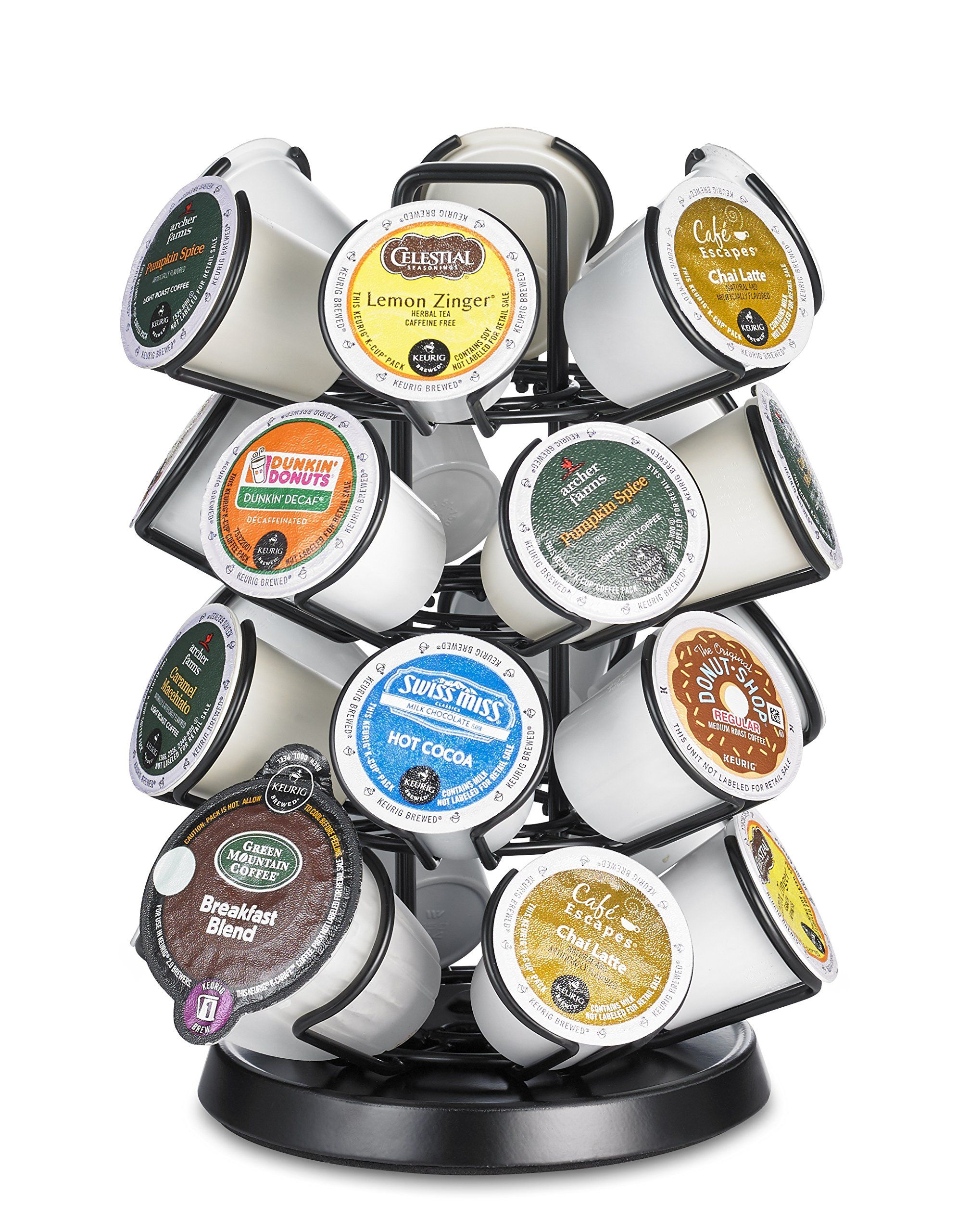 Java Concepts Universal KCup Deluxe Carousel