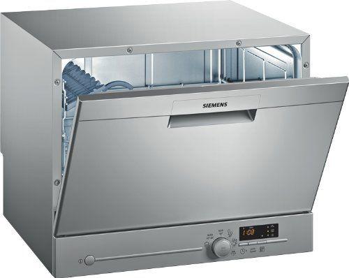Siemens SK26E800EU Tischgeschirrspüler / A+ AB / 6 L / 0