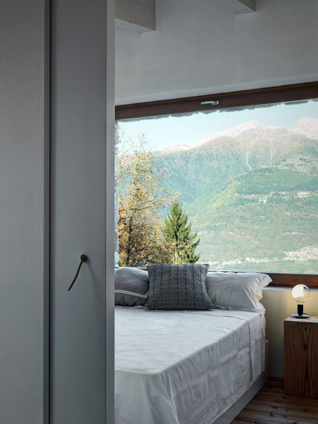 A mountain cabin in Northern Italy - desire to inspire - desiretoinspire.net