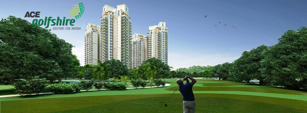 ACE Golf Shire, upcoming residential project by ACE Group India, Located Sector 150 Expressway Noida, For golf living in sport city 80 % lush green area. visit @ http://www.acegolfshire.com/# Or Call @ 8010008899