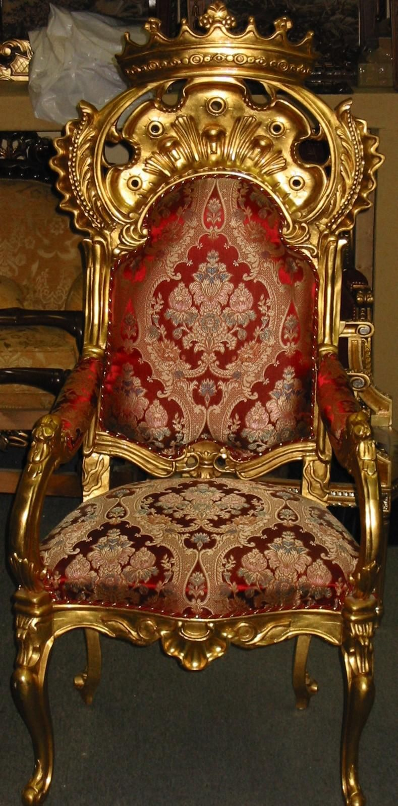 royal chairs for sale | Chairs,Royal,Victorian,Louis style ...