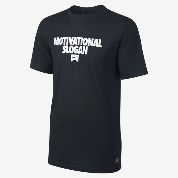 Motivational Men's T NowNike Give Shirt This Slogan Me NkZ8nwOX0P