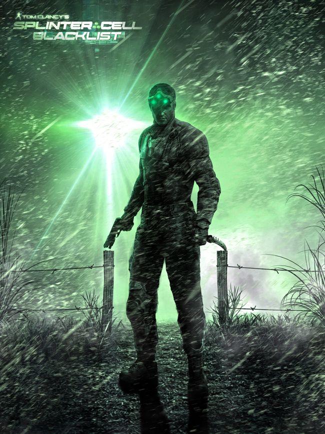 Tom Clancys Splinter Cell Blacklist Wallpaper by DarkApp on