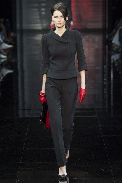 bd1af2c5ad7 Giorgio Armani Prive Autumn Winter 2014-15 Couture
