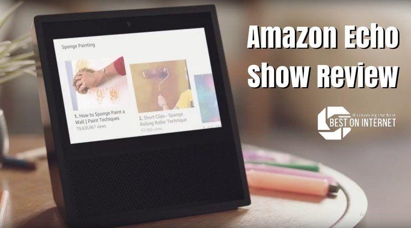 Can You Watch Netflix On Echo Show Reviews Of Amazonechoshow Https Www Bestoninternet Com Compute Electronics Amazon Echo Show Review The Amazonecho Show Is A New Im Amazon Echo Echo Amazon