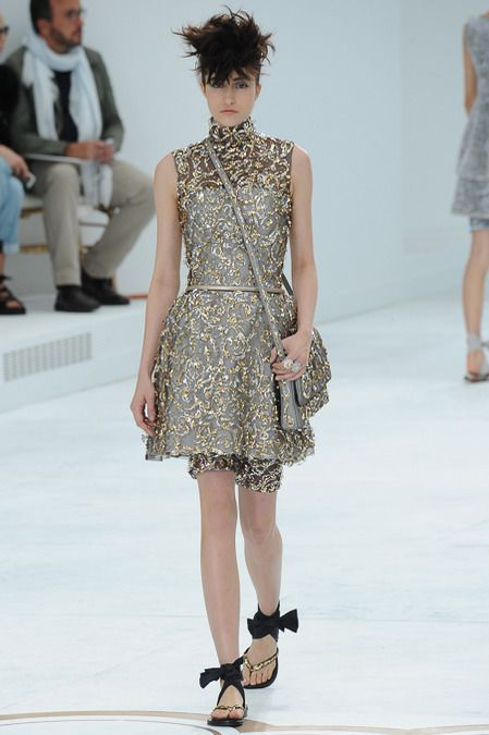 Chanel Couture fall 14