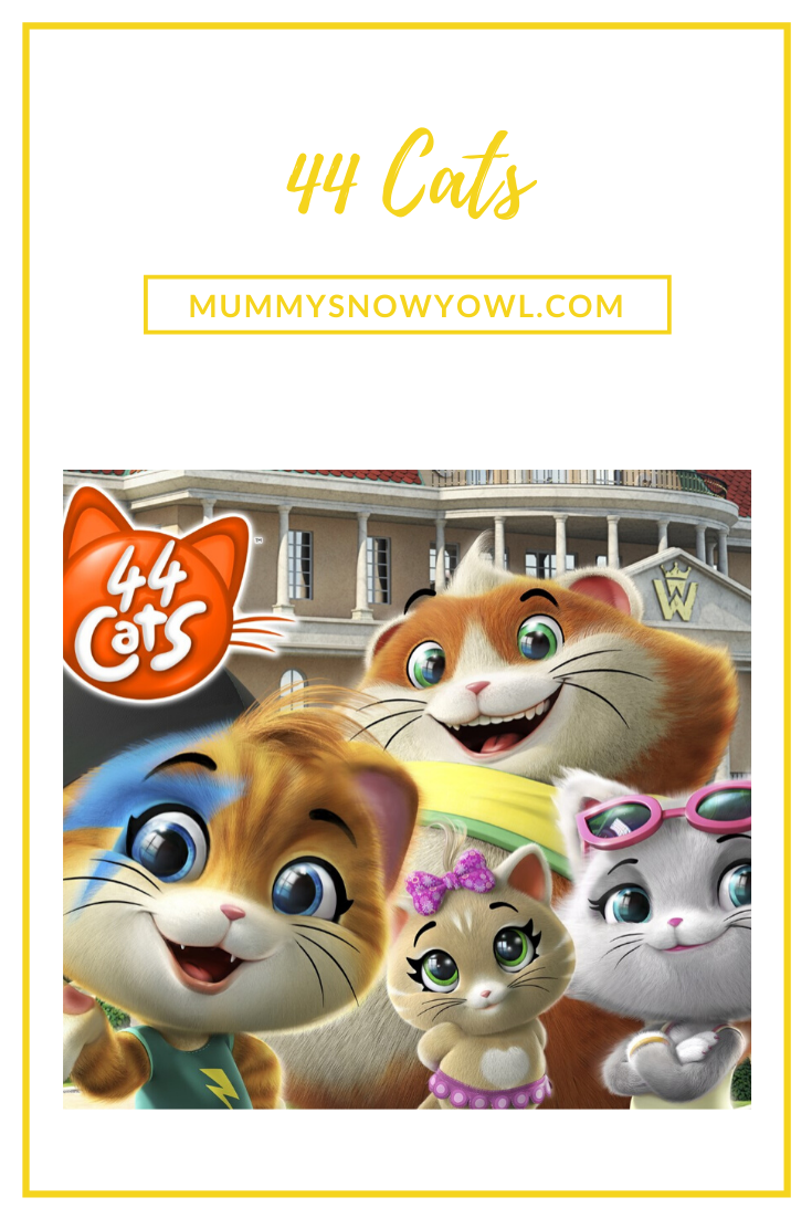 44 Cats Full Episodes : episodes, Movies,, Shows,