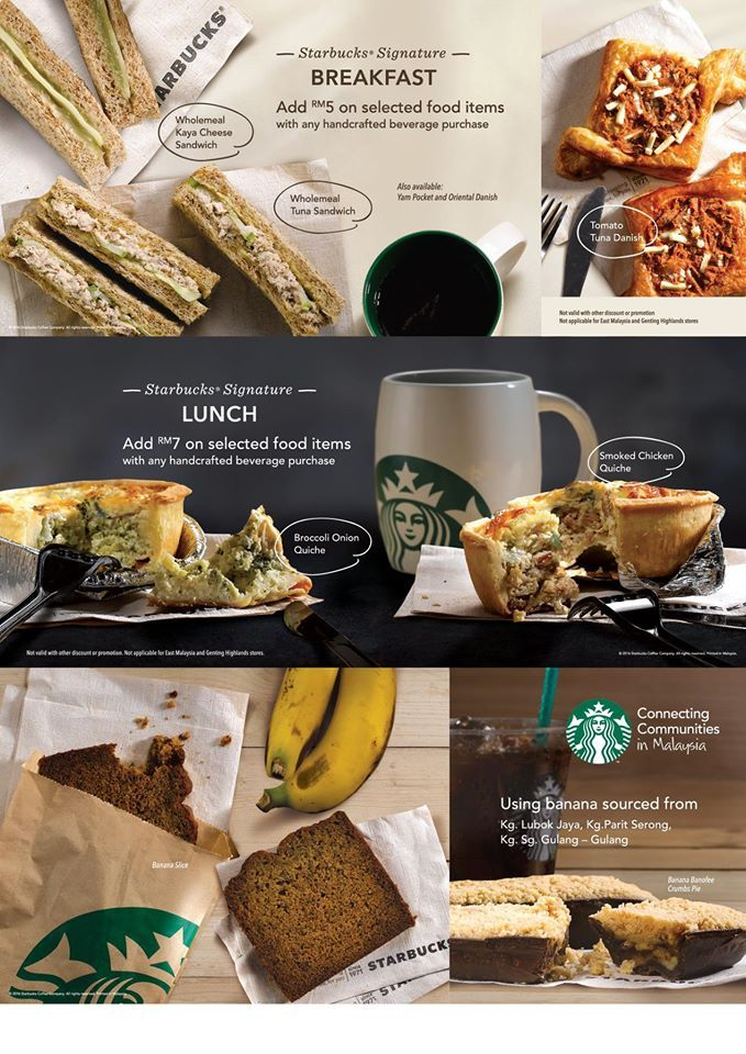 Pin By Vanessa Vera On Cbm Starbucks Breakfast Food Food Items