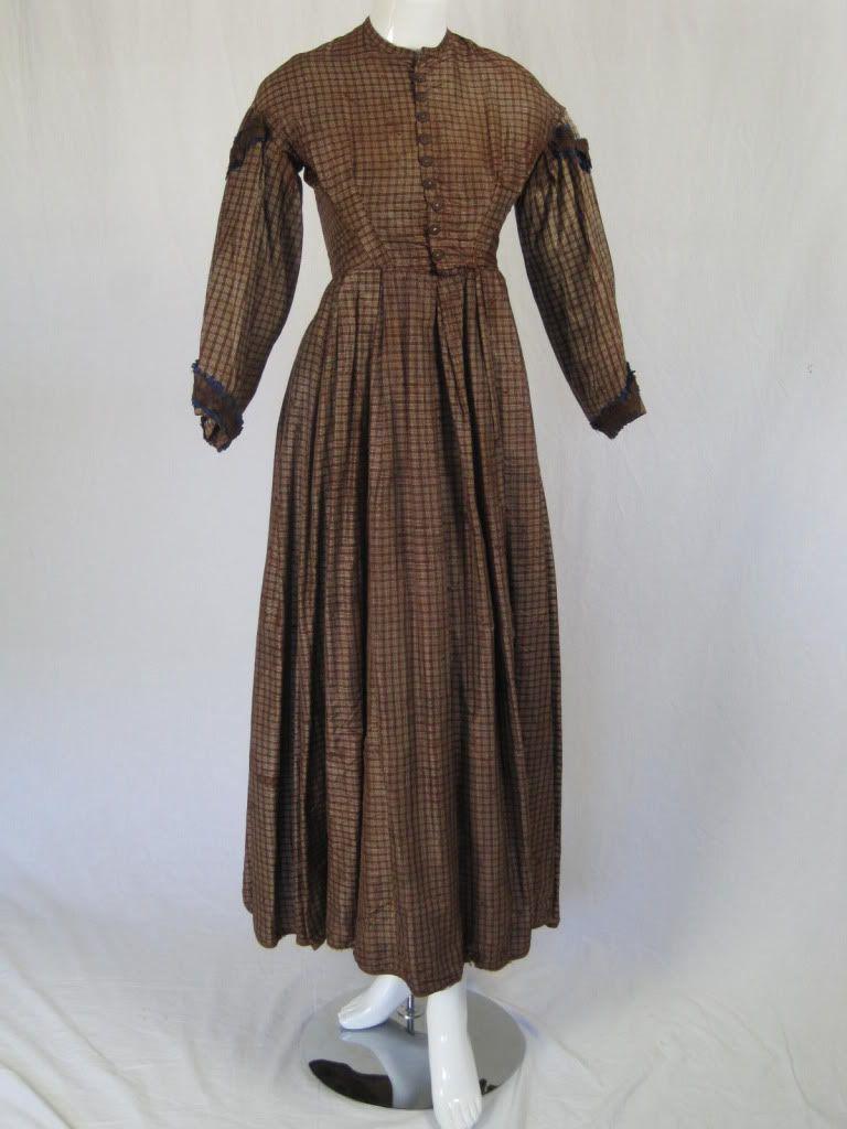 Simple Civil War Dresses