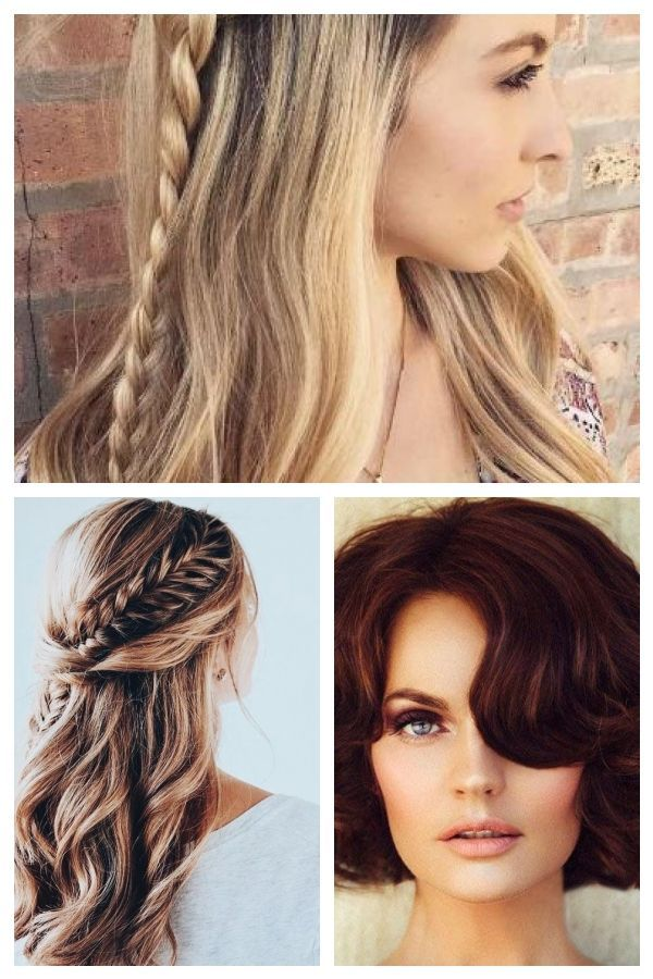 #ClosingHairstyles #Easy Hairstyles for graduation #braided # Beautiful ā …