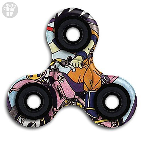 2FUN2TOYS Dragon Ball Z Best FIDGET Spinner Toy For Relief Anxiety Stress