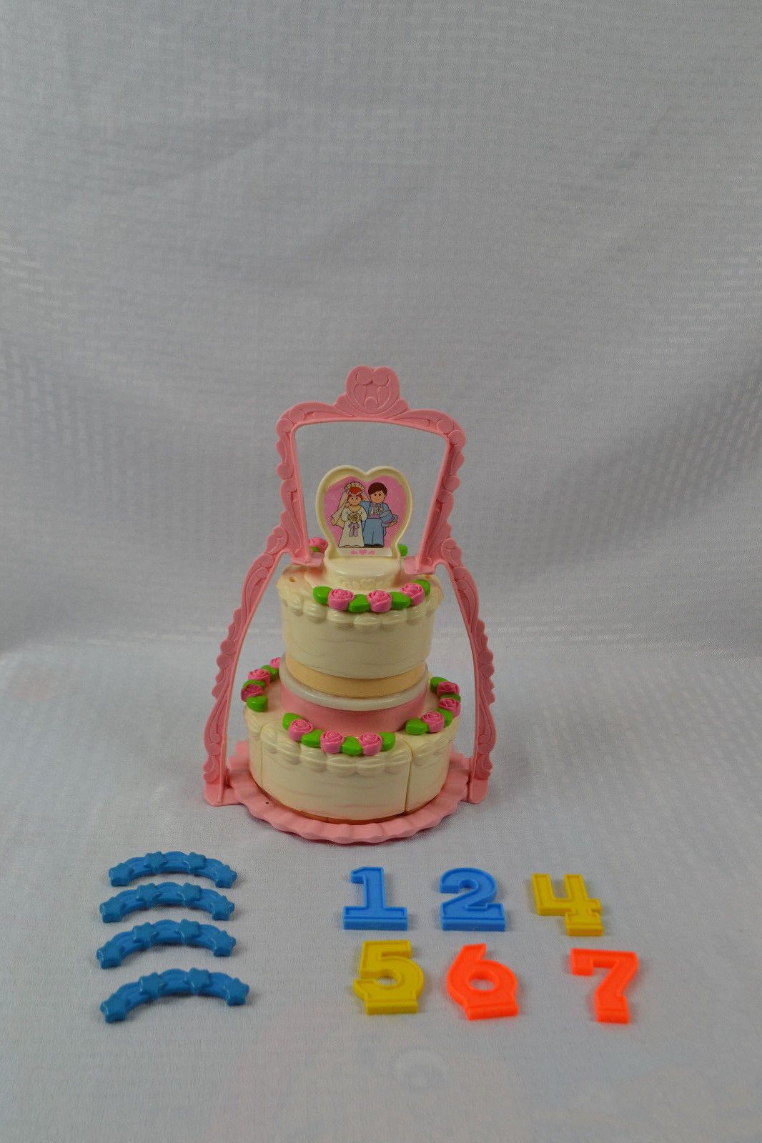 Vintage fisher price fun with food bakery birthday