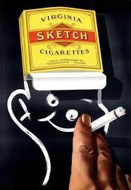 Virgina cigarettes ~ Frans Mettes