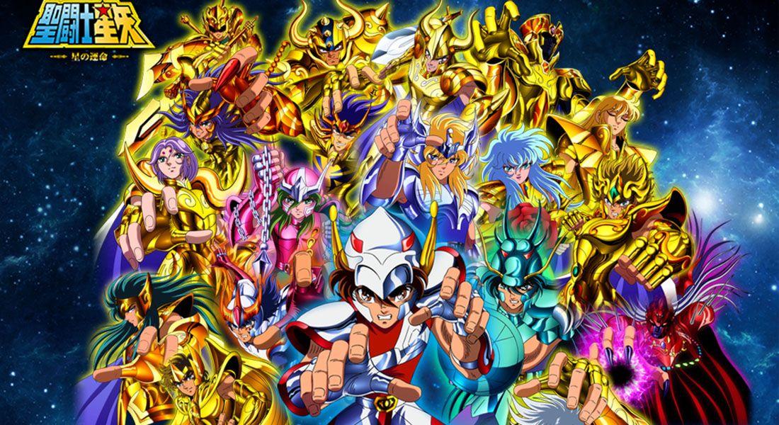 Saint Seiya o Los Caballeros del Zodiaco como mejor los