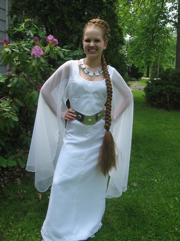 princess leia white corset - Google Search | Halloween | Pinterest ...