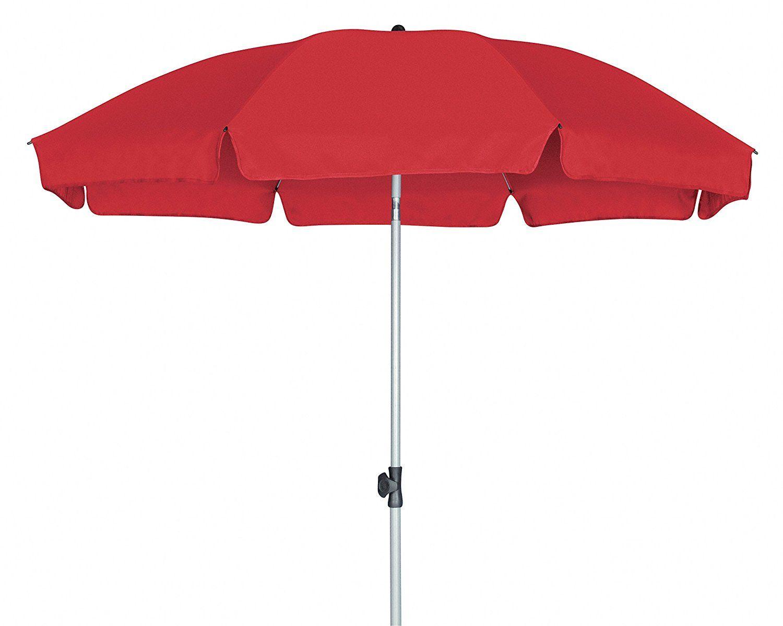 Goodsun parasol beterracotta approx 240 cm patio