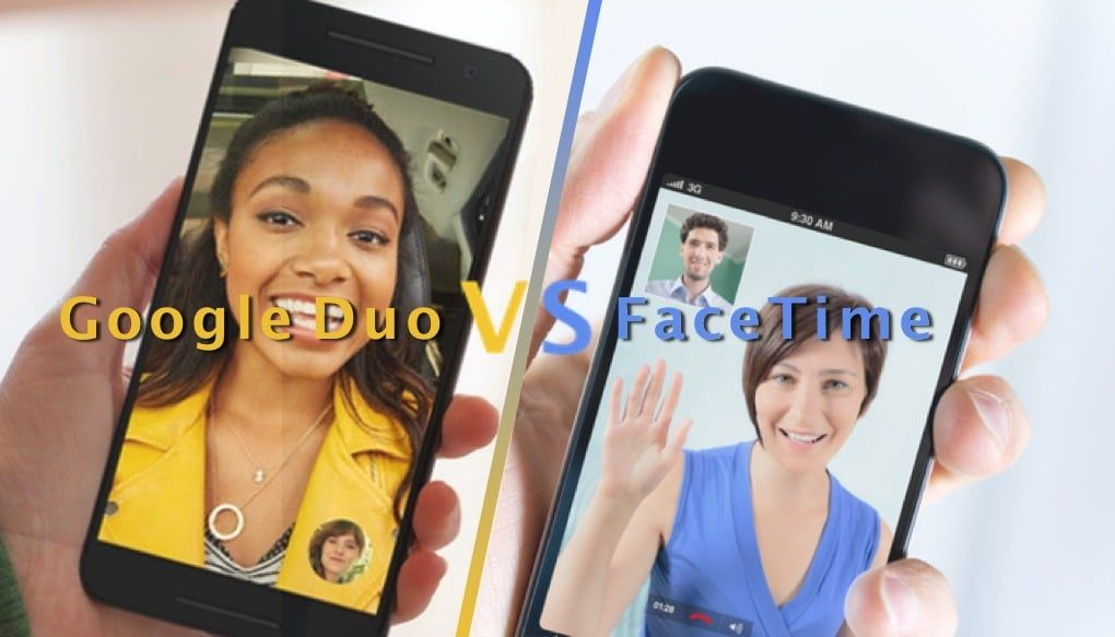 """A look at the Google's new video calling app """"Google Duo"""" in"""