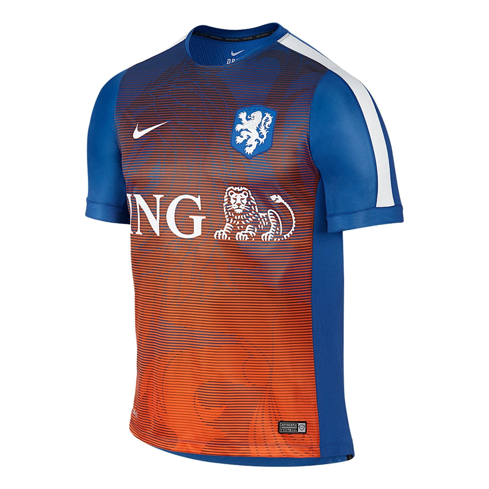 Seleccione La base de datos contenido  Camisa Nike Holanda Pré-Jogo Masculina - Nike no Nike.com.br | Camisetas de  equipo, Camisetas, Camisa de fútbol