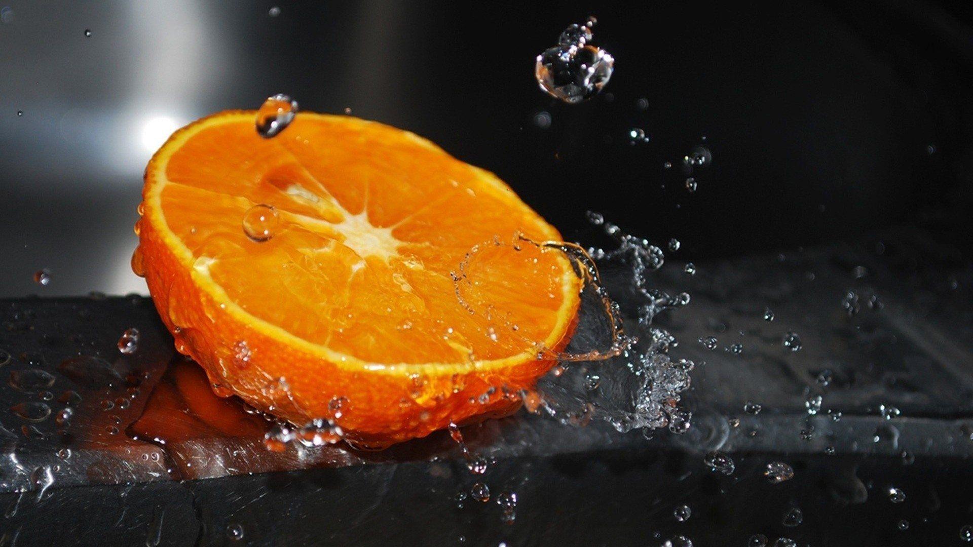Lemon Water Drops