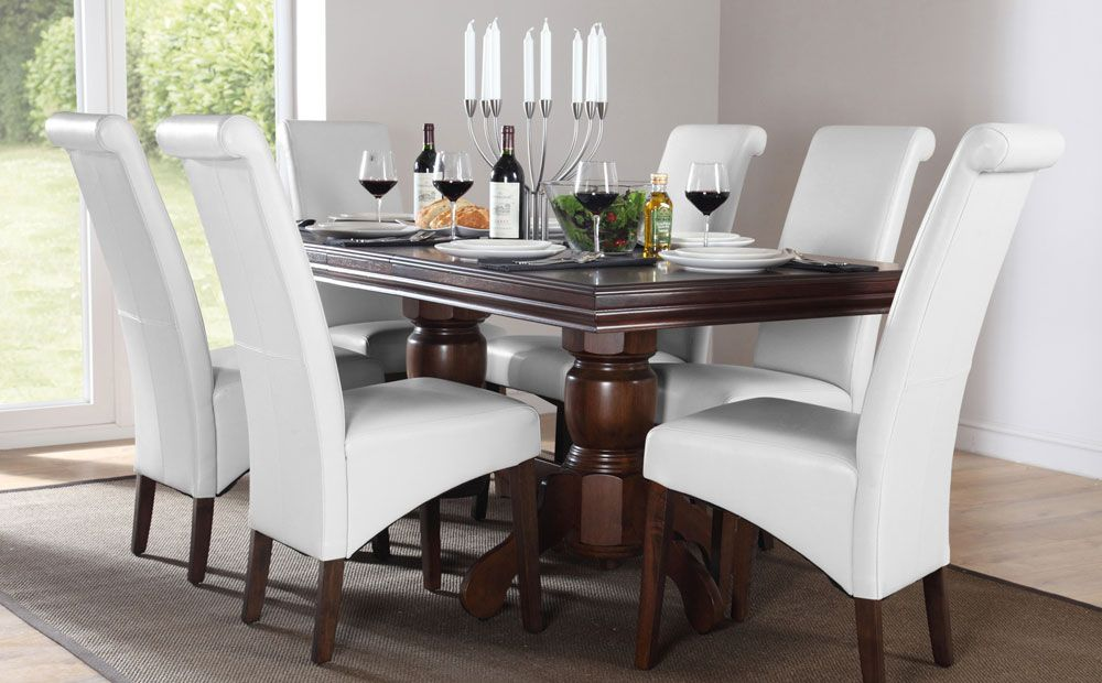 Pinterest  The World's Catalog Of Ideas Extraordinary White Wooden Dining Room Chairs Design Inspiration