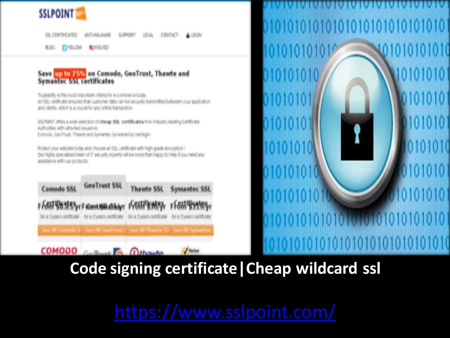 Best Information About Code Signing Certificate Httpswww