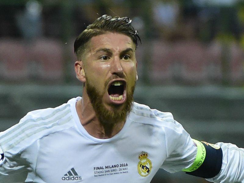 Peinado Afortunado De Sergio Ramos Sergio Ramos Hairstyle Mens Tshirts