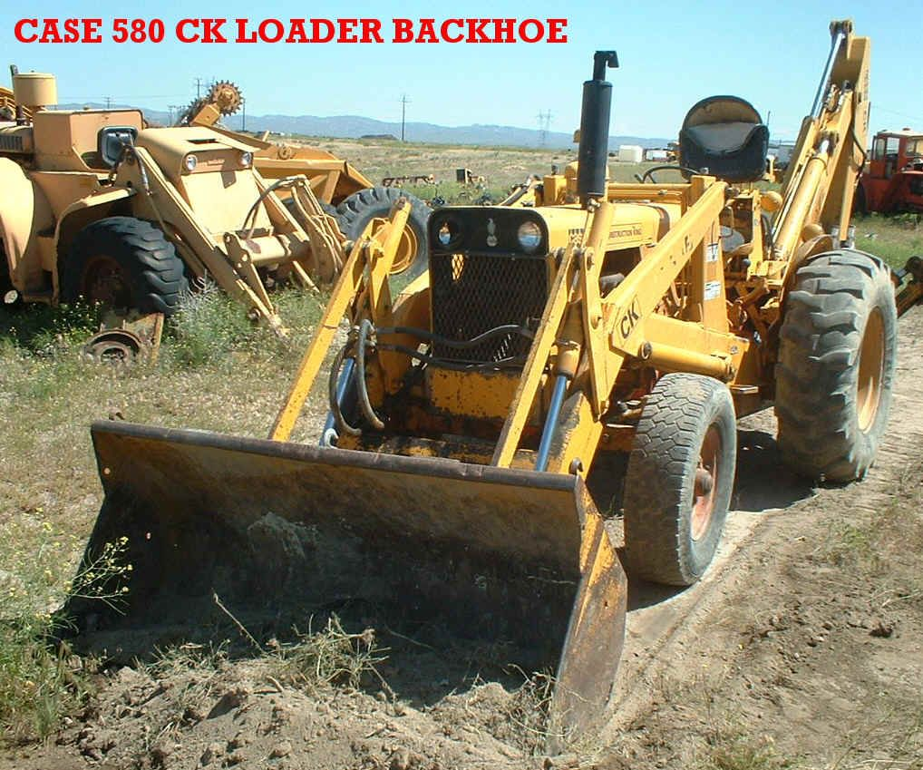 Used CASE Construction Equipment Parts for sale CASE
