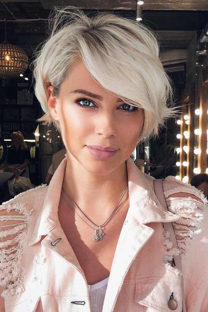 30 Best Short Haircuts for Women   Short hair trends ...