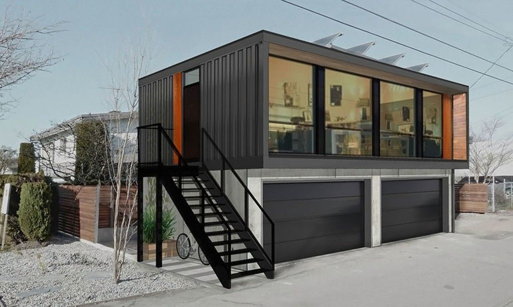 You Can Order Honomobo S Prefab Shipping Container Homes Online In