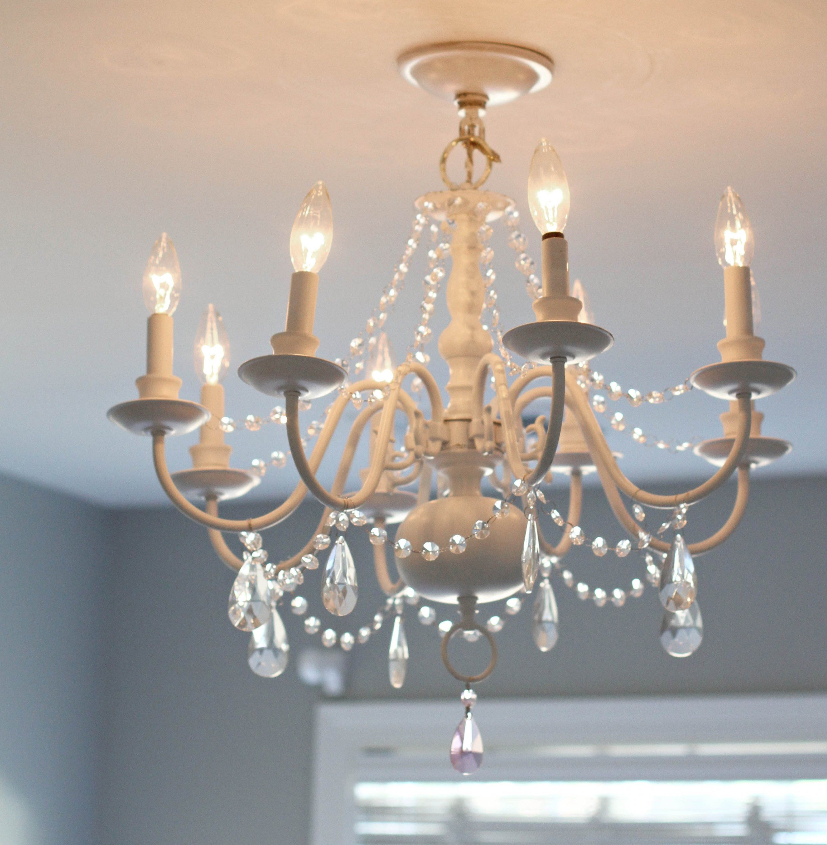 Diy Crystal Chandelier Fair Design Of Diy Crystal ...