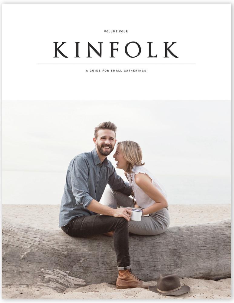 #houseofmagazines | Kinfolk Guide, Vol 4.