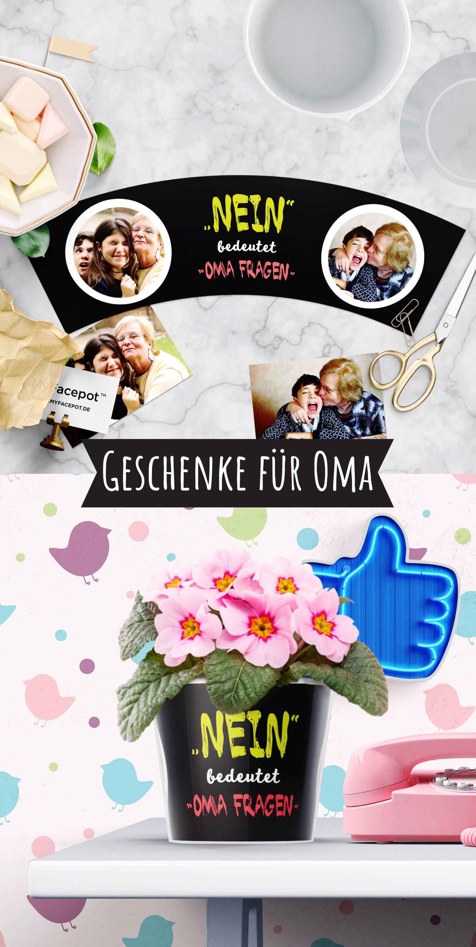 Weihnachtsgeschenke für Oma mit Humor | Geschenke für Oma | Pinterest