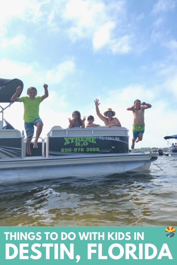 Pin On Destin Florida With Kids