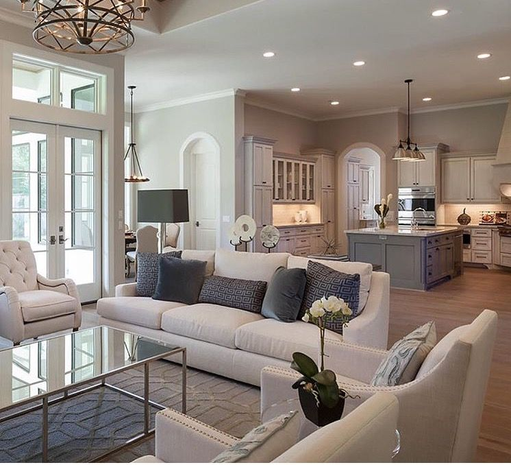 Love the whole look of this hamptons style home kitchen living is glorious more also amazing hampton homes ideas for your inspiration domek rh sk pinterest