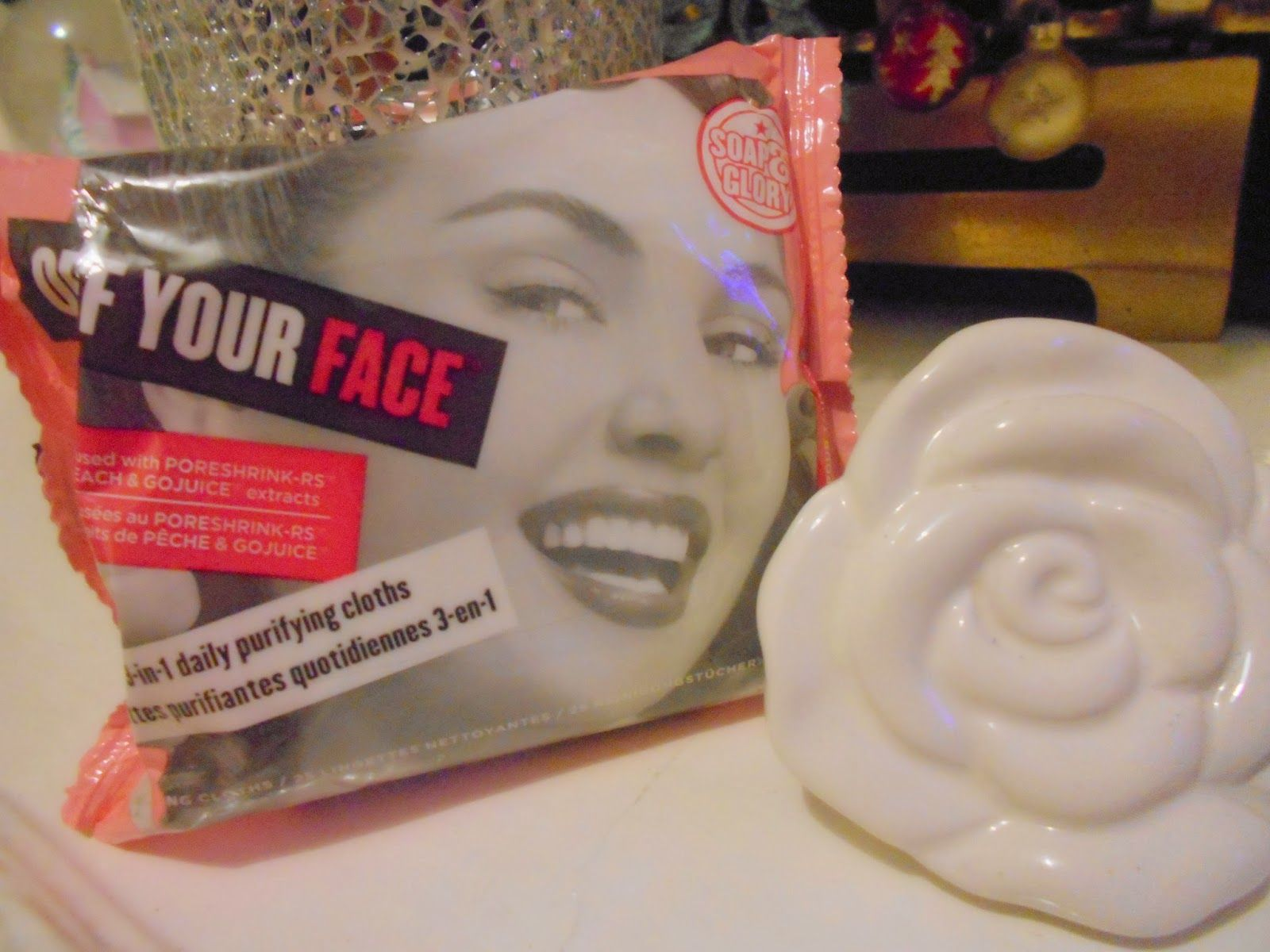 Soap & Glory Off Your Face Wipes Review Soap, Wipes