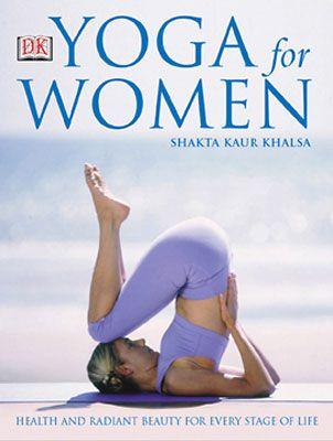 yoga books  yoga for womenshakta kaur khalsa  yoga
