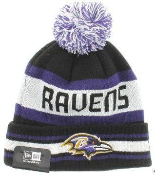 NFL Baltimore Ravens Beanies (3)  6e31b52cd