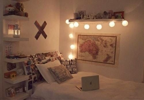 Luces Camara Accion Decoracion De Paredes Dormitorio Decoracion Habitacion Adolescente Decoracion Paredes Habitacion