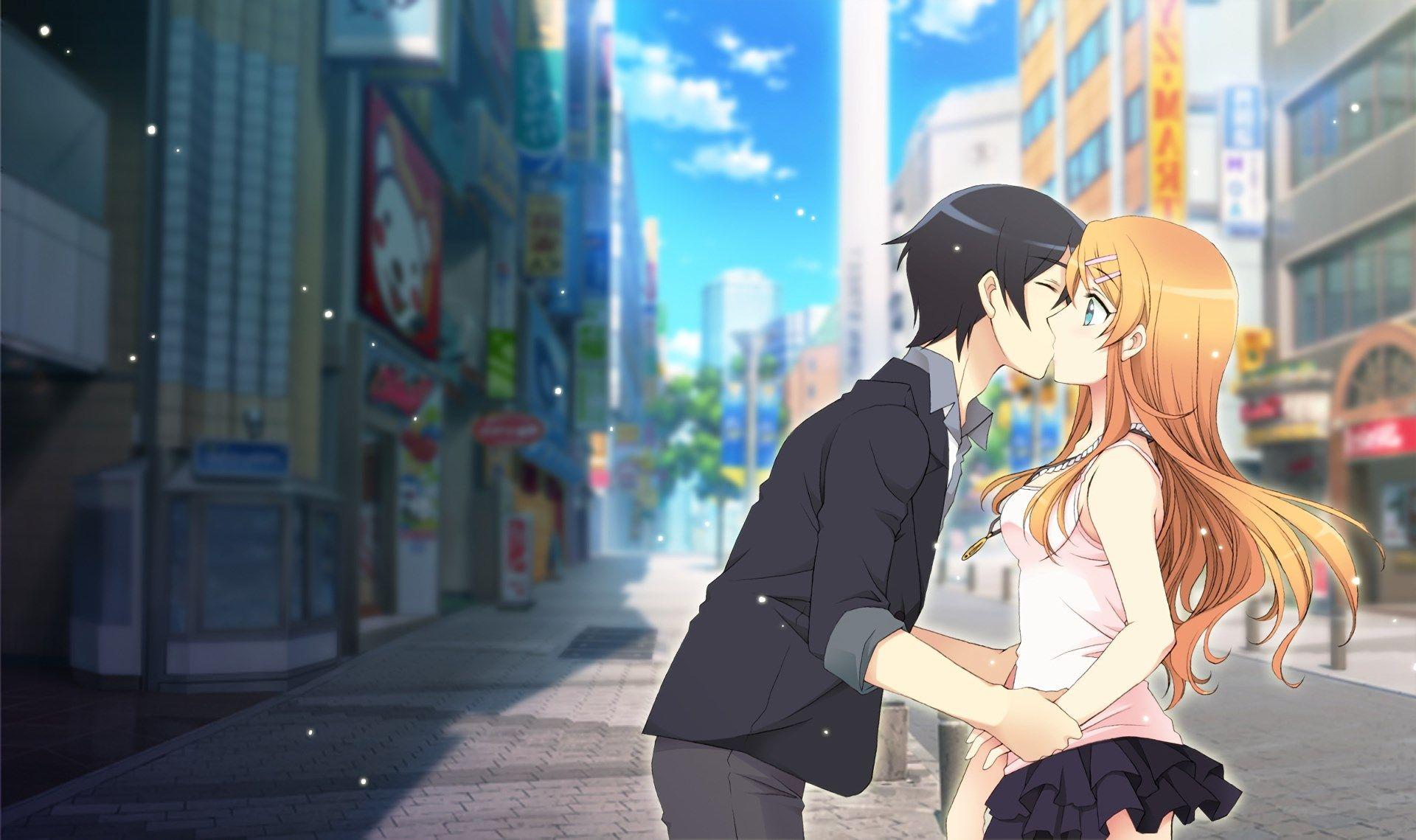 Wallpaper for Desktop: oreimo   Manga love, Anime life, Anime