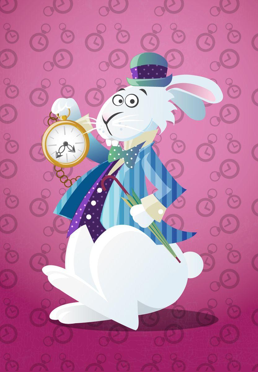 Sigue al Conejo blanco.... :-P