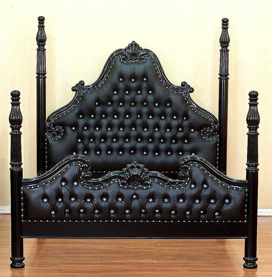 Gothic Bedroom Furniture Black And Silver Bedroom Bedroom Paint Ideas Wallpapers Mink Bedroom Colour Scheme: Gothic Bedroom, Gothic Bed